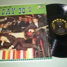 Freddie Hall Sings The Gay 90's  - Jazz Pop Record  LP