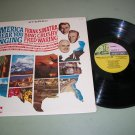 Frank Sinatra Bing Crosby - America I Hear You Singing - Record  LP