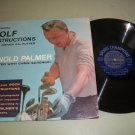 Arnold Palmer Personal Golf Instructions -  2 Record Set