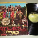 The Beatles - Sgt. Peppers Lonely Hearts Club Band - APPLE 2653  - Rock Record LP