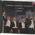 Carreras Domingo Pavarotti In Concert - Mehta - Classical / Opera CD