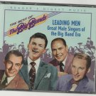 The Best Of The Big Bands Leading Men - Sinatra Crosby  - 2 CD's