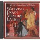 Waltzing Down Memory Lane  -  Various Artist  CD