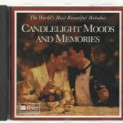 Candlelight Moods And Memories   -  Various Artist  CD