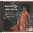 Kiri Sings Gershwin - Kiri Te Kanawa & John McGlinn -  CD