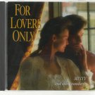 Van Craven - For Lovers Only - Misty And Other Standards - CD