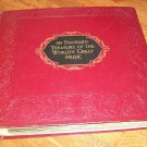 Standard Treasury Of World's Great Music - 16 LP's - Classical Records