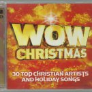 WOW Christmas - 30 Christian Artist And Holiday Songs  - 2 CD's