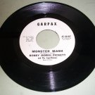 Boris (Boris) Pickett - Monster Mash - GARPAX 44167 -  Rock Pop  45 rpm Record