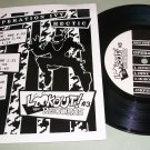 Operation Ivy - Hectic E.P. - Punk Rock - LOOKOUT RECORDS 3 -  45 rpm Record