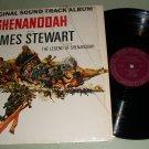 James Stewart - Shenadoah - DECCA DL 9125 - Original Soundtrack  Record LP
