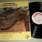 An Elephant Called Slowly - BELL 1202 - PROMO Original Soundtrack  Record LP