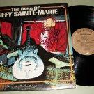 The Best Of Buffy Sainte-Marie - VANGUARD   - Folk  2 Records  LP