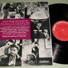Music From The Films Of Charlie Chaplin - Michel Villard -  Record LP