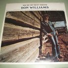 Don Williams - You're My Best Friend - SEALED  Record LP