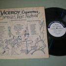 Viceroy Cigarettes Campus Jazz Festival - RCA 1543 - Jazz Record  LP