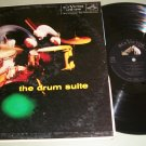 The Drum Suite - Manny Albam / Ernie Wilkins - Jazz Record  LP