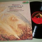 Magnard  Symphony No. 4 - Chant Funebre - Michel Plasson - Record LP