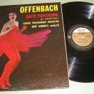 Offenbach  Gaite Parisienne - Rene Leibowitz  - Cheesecake Classical Record LP
