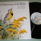 Beautiful Bird Songs Of The World -2 Records LP's and Booklet