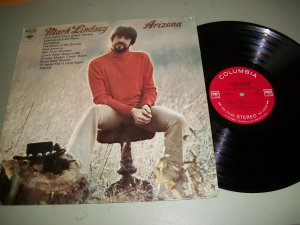 Mark Lindsay - Arizona - COLUMBIA 9986 - Rock  Record LP