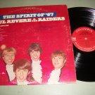 Paul Revere & The Raiders - The Spirit Of 67  - COLUMBIA 9395 - Rock  Record LP