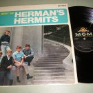 Hermans Hermits - Best Of  - MGM 4315 - Rock  Record LP