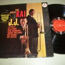 Kai Winding  J.J. Johnson - The Great Kai & J.J. - IMPULSE A-1 -  Jazz Record  LP