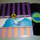 Katherine Cornell Anthony Quayle - Barretts Of Wimpole Street  -  Record LP