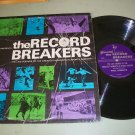 The Record Breakers - Live Sounds Of Great Moments In Sports - Record LP