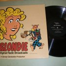 Blondie - MARK56 - Old Time Radio -  Record LP