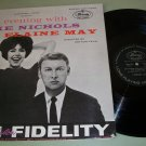 An Evening With Mike Nichols and Elaine May -  Record LP