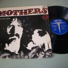 The Mothers - Absolutely Free - VERVE 5013 - Rock Record LP