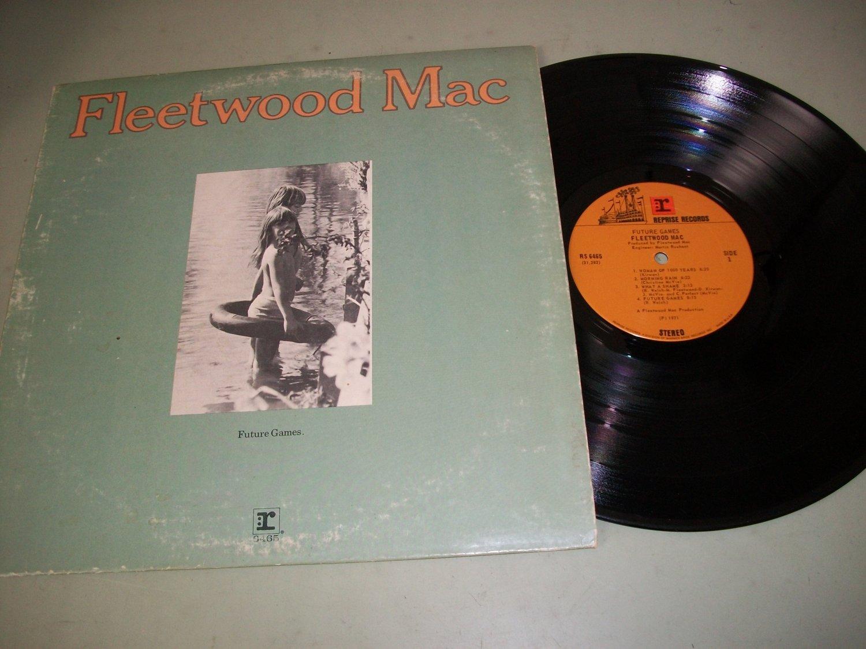 Fleetwood Mac - Future Games - REPRISE 6465 - Rock Record LP