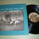 The Fuzzy Mountain String Band - ROUNDER 0010 - Folk Rock Record LP