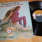 Sonny & Cher - In Case You're In Love - MONO - Rock Record LP