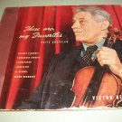 Fritz Kreisler - These Are My Favorites - VICTOR M-910 - 3 Records 78 rpm Set