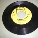 Bobby Bare - Brooklyn Bridge / Zig-Zag Twist - FRATERNITY 890 Rock Pop  45 rpm Record