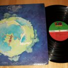 Yes - Fragile - ATLANTIC 7211 - Rock Record LP
