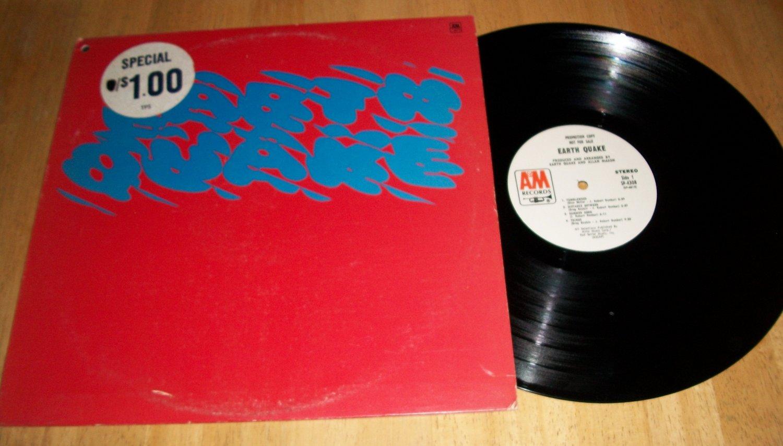 Earth Quake - A&M 4308 - PROMO Rock Record LP