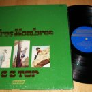 Z Z Top - Tres Hombres - LONDON 631 - Rock Record LP