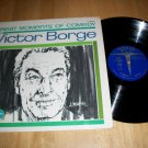 Victor Borge - Great Moments Of Comedy - VERVE 15044 - Comedy Record LP