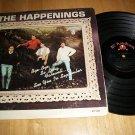 The Happenings - Bye Bye, So Long, Farewell - BTP 1001 - Rock Record LP