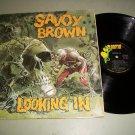 Savoy Brown - Looking In - LONDON 71042 - Rock Record LP
