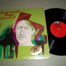 Paderewski Plays Concert 2 - KLAVIER 129 - Classical Record LP