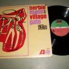 Herbie Mann At The Village gate - ATLANTIC 1380 - Jazz Record LP