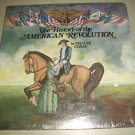 The History Of The American Revolution -  Dallas Corey - SEALED  Record LP