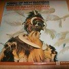 The De Paul Chorus - Songs Of New Nations - MERCURY 50382 - Promo Record LP