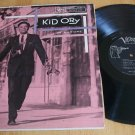 Kid Ory In Europe - VERVE MGV-8254 -  New Orleans Jazz  - Record LP
