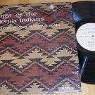 Songs Of The California Indians  Vol. 1 - Coyote Man  - Native American -  Record LP